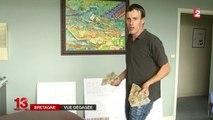 Finistère : pour voir la mer, un propriétaire casse au marteau-piqueur un rocher classé