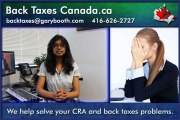 Back Taxes Canada.ca | taxes owing?, prior year's tax returns outstanding?