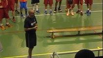 basketball - le travail de l'adresse par Philippe ORY - Toul le 6 sept. 2014 - part 2