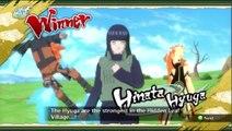Itachi Uchiha VS Hinata Hyuga In A Naruto Shippuden Ultimate Ninja Storm Revolution Ranked Xbox Live Match / Battle / Fight