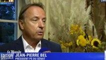 """Jean-Pierre Bel : """"les grands électeurs n'ont pas amplifié la défaite des municipales"""""""
