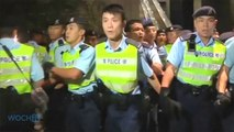 Dozens Arrested In Hong Kong Protests