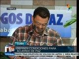 Demanda FARC-EP instrumentos jurídicos para la democracia