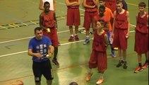 basketball - préparation physique par Bertrand BARBIER - Toul le 6 sept. 2014 - part 2
