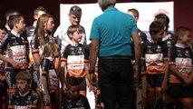 Creusot cyclisme nouvelle tenue 2014