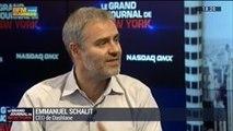 Sécurité sur Internet: Dashlane, l'ange gardien des mots de passe: Emmanuel Schalit, dans Le Grand Journal de New York – 27/09 2/4