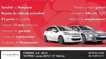 Annonce Occasion CITROëN C4 Picasso Grand C4 Picasso HDi 110 BVM6 Music Touch 2013