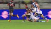 Lyon-Castres: Essai Paul Bonnefond (LYO) - J7 - Saison 2014/2015