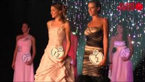 La Vannetaise Maïlys Bonnet a été élue Miss Bretagne 2014 à Damgan (Morbihan).