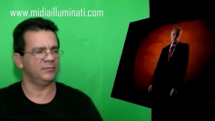 Irmão Rubens comenta o famoso vídeo denominado IllumiCorp que fala sobre os Illuminati (HD)
