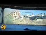 LA FDI destruyendo casas de los Terroristas del Hamas