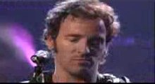 Bruce Springsteen  I Wish I Were Blind  DVD In Concert MTV Plugged  Live 1992