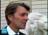 François Baroin élu sénateur de l'Aube