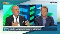 L'émergence de la société collaborative s'accompagne d'une révolution culturelle: Jerémy Rifkin et Arnaud Gossement, dans Business Durable – 28/09 2/4