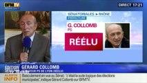 """Gérard Collomb : """"la suite logique des municipales"""""""