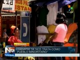 Gobierno panameño no procura el desarrollo de sus pueblos originarios