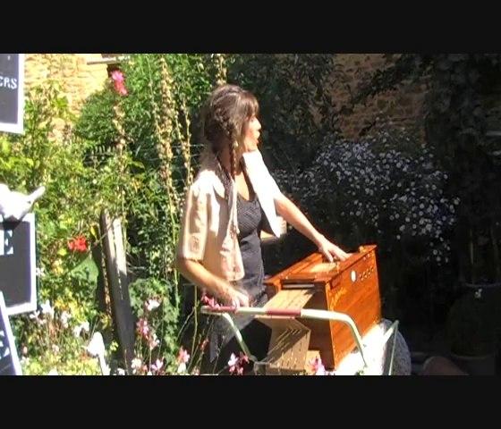 Orgues de Barbarie - Oingt en Beaujolais - 2014  - 2 eme  partie