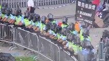 Hong Kong Protests Deepen Retail Gloom As China Visitors Stay Away