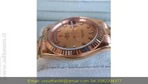 TORINO,    OROLOGIO ROLEX REPLICA DAY DATE FULL GOLD MOVIMENTO ETA EURO 1