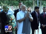 Narendra Modi in US DAY4 : PM Modi to meet top American CEOs, US President Obama - Tv9 Gujarati