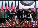 Ashraf Ghani takes oath as new Afghan president-29 Sep 2014