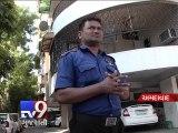 Speeding car rams into parked vehicles, injures one, Ahmedabad - Tv9 Gujarati