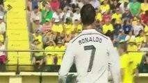 Real Madrid : Cristiano Ronaldo voit passer une banderole réclamant son retour à United