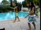 danse tahitienne part 3