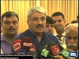 Dunya News - Doctor chants GoNawazGo slogans during PMLN MPA Salman Rafique's speech
