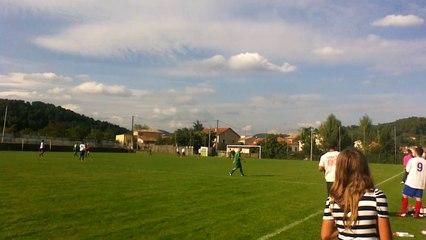 BSA - LE PRADEL match  réserve sénior