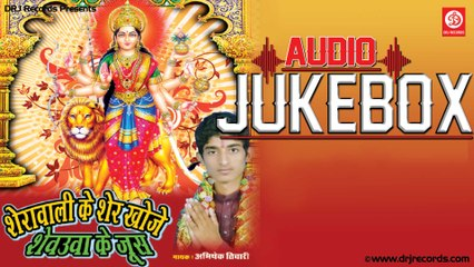 11 Sherawali Ke Sher | Jukebox Full Audio Songs | Bhojpuri (Devotional) | Abhishek Tiwari