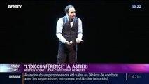 """Culture et vous: """"Exoconférence"""", la conférence farfelue d'Alexandre Astier - 29/09"""
