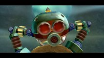 Super Mario Galaxy 2 - Monde 1 - Forage cosmique : Foropod et le foret