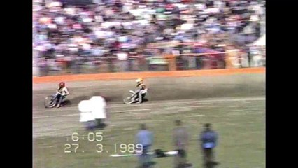 27.03.1989 Apator Toruń - Polonia Bydgoszcz 53:37 (1 runda DMP)