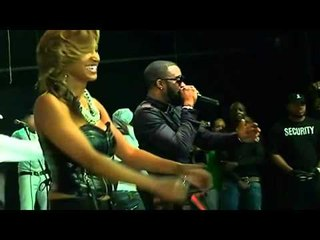 50 Years of Congo Music   Winner Fally Ipupa   Best Francophone   Chaise Electrique Live With Olivia