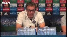 Football / PSG - FC BARCELONE : Blanc a de grandes ambitions face au FC Barcelone - 29/09
