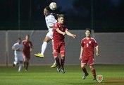Pays de Galles - France U16 : 1-0 et 2-1, les buts !