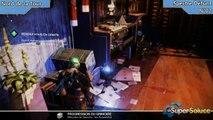 Destiny : Emplacements des quatre spectres défunts de la Tour