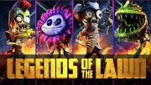 Plants vs Zombies Garden Warfare - Legends of the Lawn DLC Trailer (2014) [EN] - Xbox One/Xbox 360 Game