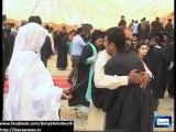 Dunya News - Gold Medalist kisses parents' feet at GCU Faisalabad Convocation