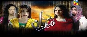 Mere Mehrban Episode (24) Promo HUM TV Drama latest Episode [29/9/2014