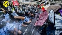 Hong Kong : Occupy central vu par les médias chinois