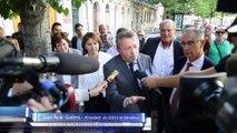 Sénatoriales : les réactions de Gaudin, Guérini et Mennucci