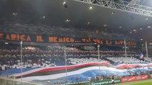 Genoa - Sampdoria 2014 - 2015 - Coreografia Gradinata Sud