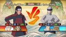 Second Tsuchikage Mu VS First Hokage Hashirama Senju In A Naruto Shippuden Ultimate Ninja Storm Revolution Match / Battle / Fight