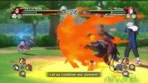 First Hokage Hashirama Senju VS Kushina Uzumaki In A Naruto Shippuden Ultimate Ninja Storm Revolution Match / Battle / Fight