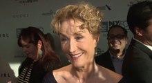 Gone Girl New York Film Festival Premiere - Lisa Banes Red Carpet Interview