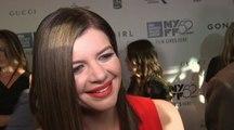 Gone Girl New York Film Festival Premiere - Casey Wilson Red Carpet Interview