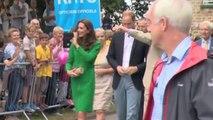 Pregnant Kate Middleton To Resume Royal Duties Next Month