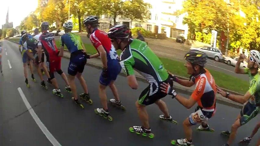 Marathon Roller de Berlin 2014